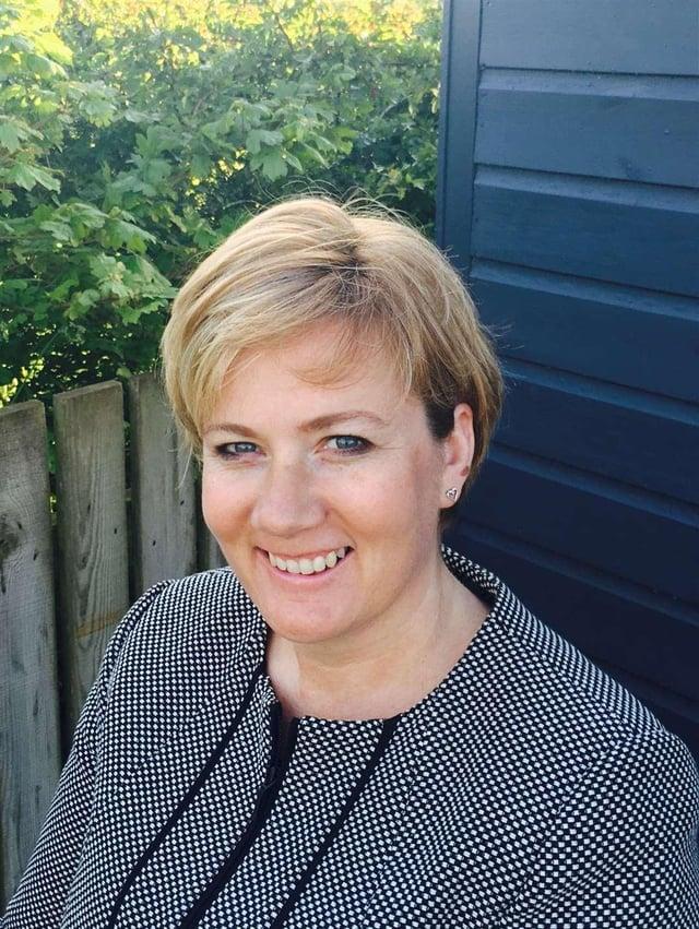Sarah-Jane Laing, chief executive at Scottish Land & Estate