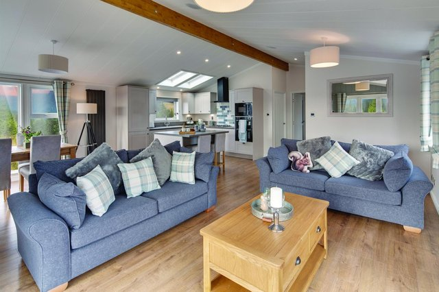 Prices at The Cairn Lodge, which as with Taymouth Village, is purely for private holiday home ownership, are from £240,000, with a show lodge ready to view on site.