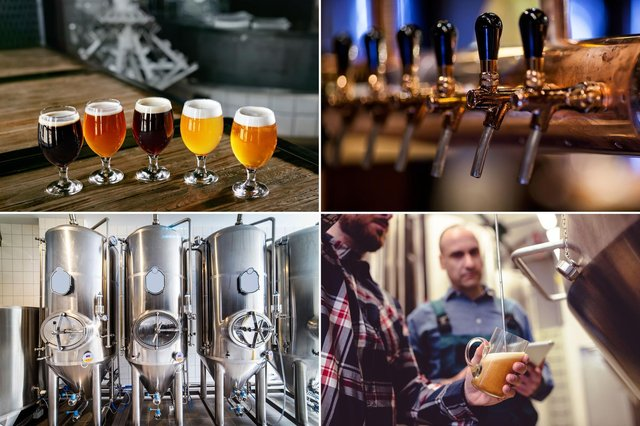 A few of the best breweries to visit across Scotland.