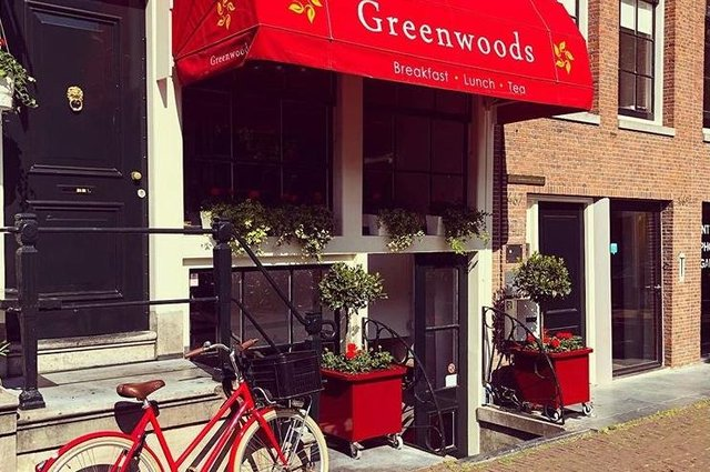 Going Dutch: Greenwoods in Amsterdam has been a firm favourite for more than 30 years