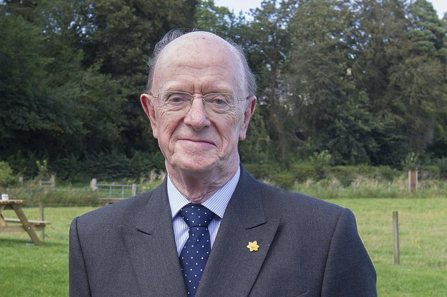 Russel Griggs, chairman of South of Scotland Enterprise (SOSE). Picture: Bill McBurnie.