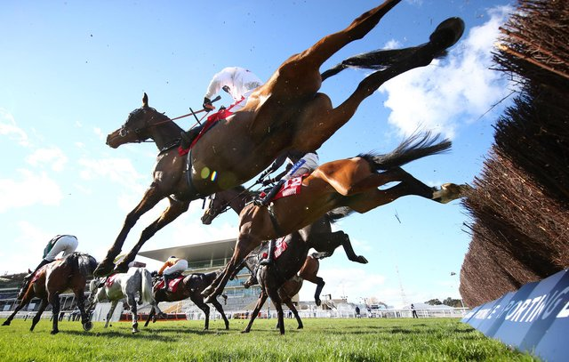 Aye Right is a classy battler. Picture: Michael Steele/Getty Images