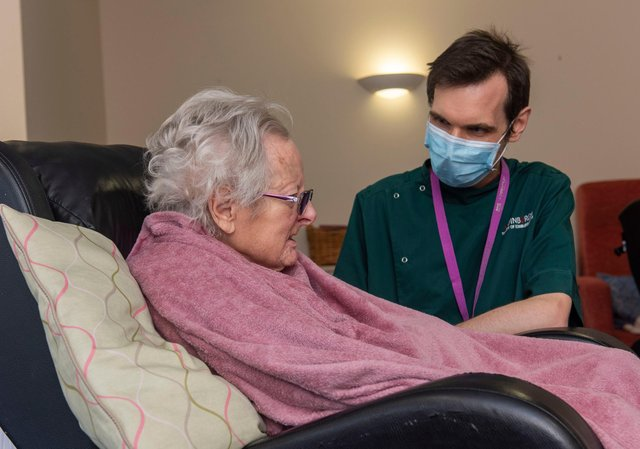 Nicola Sturgeon has been criticised for her government's handling of care home outbreaks