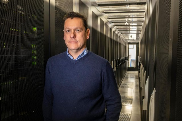 Iomart chief executive Reece Donovan, who took the reins from long-serving boss Angus MacSween, has made key appointments within the senior management team. Picture: Peter Devlin