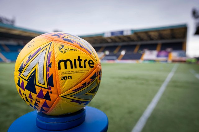 SPFL hope to have football back up and running in July. Picture: SNS