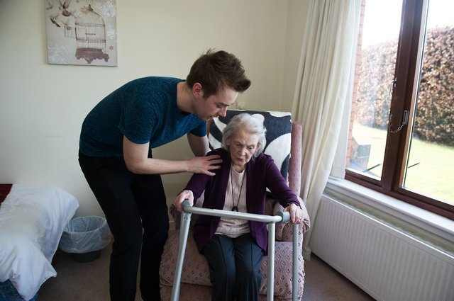 113 patients were discharged from hospitals to care homes in March to May after having had a positive Covid-19 test.
