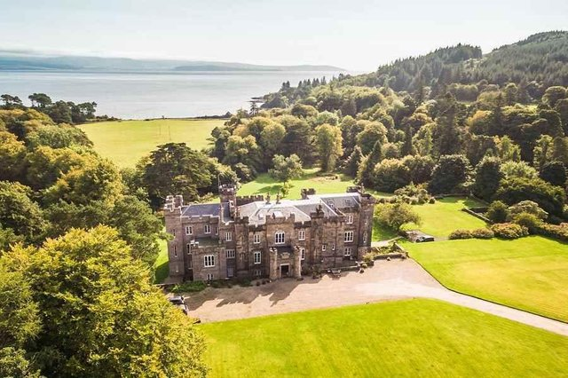 Torrisdale Castle Estate, on the Kintyre peninsula, has diversified to include a boutique distillery with a gin school, cafe and shop as well as self-catering accommodation