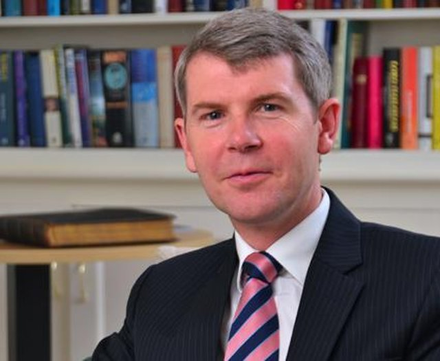 Loretto head Dr Graham Hawley