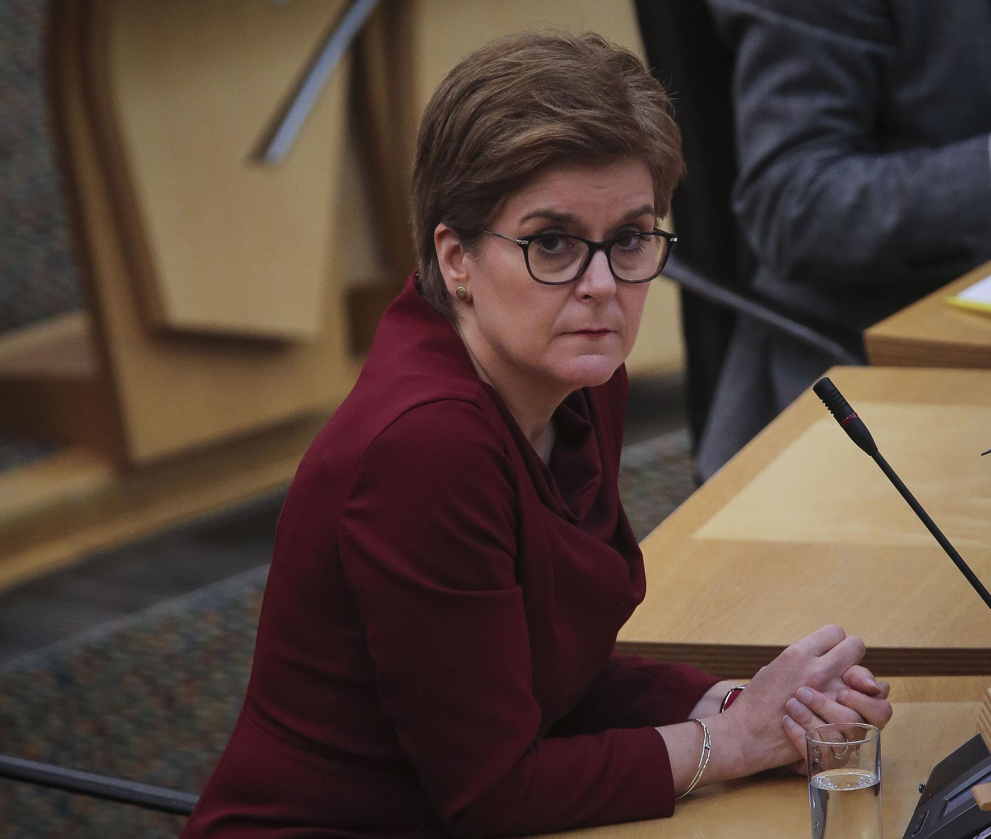 scotsman.com - Jane Bradley - COP26: Nicola Sturgeon says continued oil and gas extraction is 'wrong'