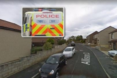 Police launched an investigation into the 'unexplained'death after the woman's body was discovered at a house in Cove, Aberdeen