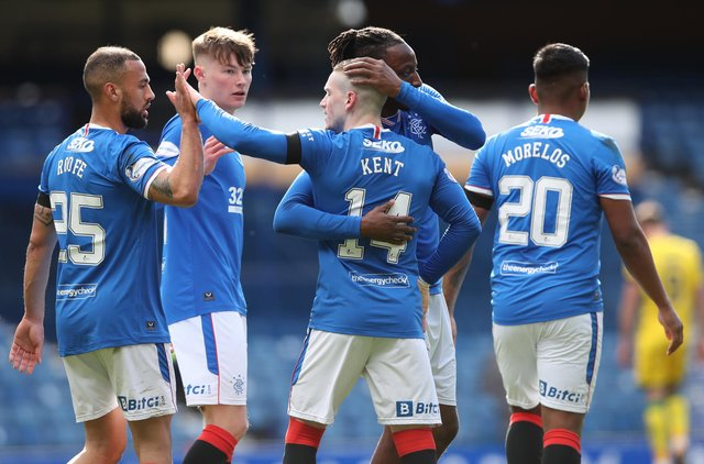 Favourites to sign Rangers' £15m-rated star emerge with four teams in the running