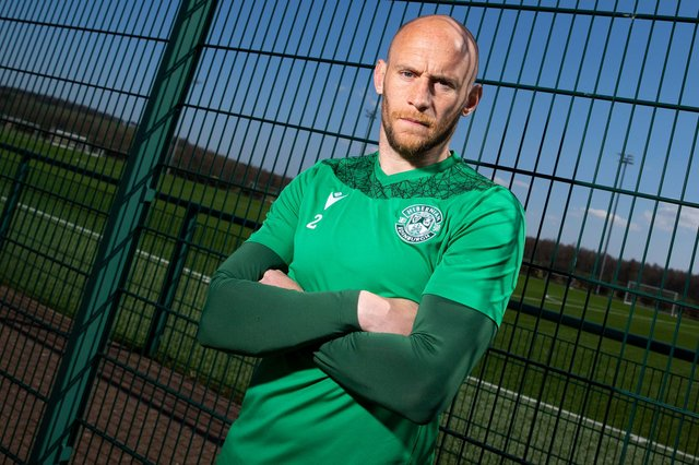 David Gray would have loved his kids to be watching him in a second Hampden cup final but the Hibs captain is just happy to be able to focus on Saturday's final