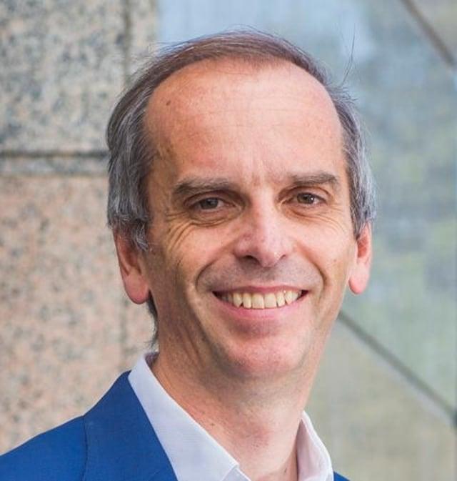 Paul Coffey, CEO, The Scotland 5G Centre