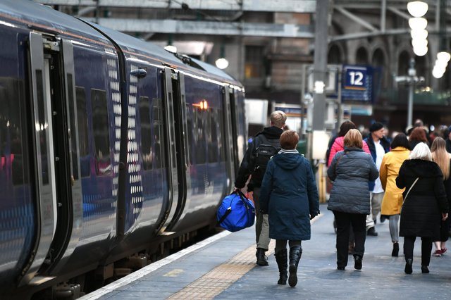 Passengers will not be slow to judge if public ownership of ScotRail does not deliver much-needed improvements (Picture: John Devlin)