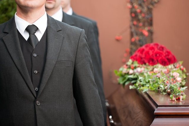 Funerals in Scotland are allowed only 20 mourners.