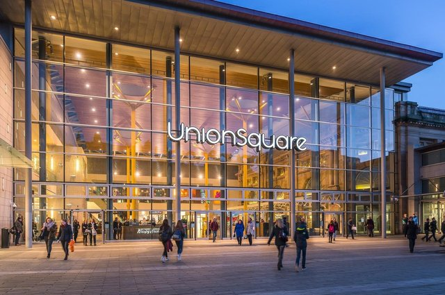 Aberdeen's Union Square centre is among Hammerson's assets.