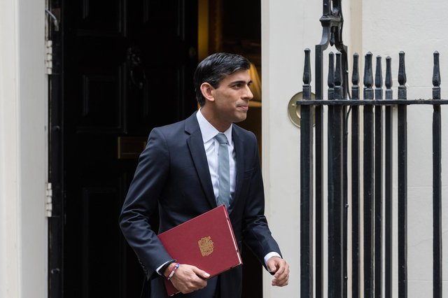 Chancellor Rishi Sunak has some big decisions to make in his Budget tomorrow and over the coming months (Picture: Wiktor Szymanowicz/Barcroft Media via Getty Images)