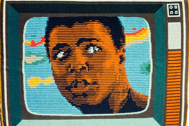 Muhammad Ali by Archie Brennan