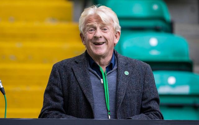 Former Scotland manager Gordon Strachan. Picture: SNS