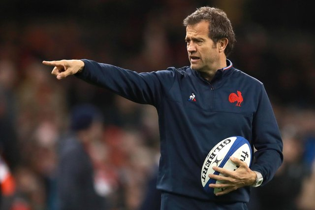 France head coach Fabien Galthie retains the support of his federation after it emerged he left the squad's bubble on the opening weekend of the Guinness Six Nations. Picture: Adam Davy/PA Wire