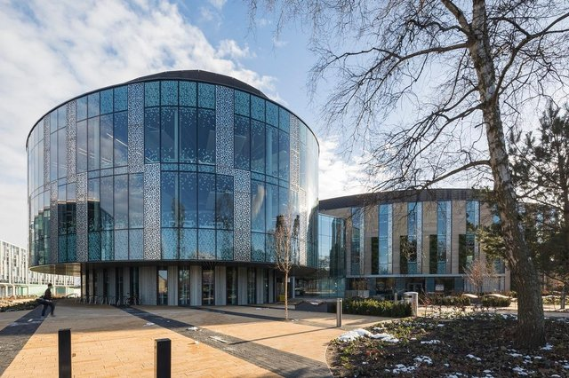 Roslin Technologies is based in the Midlothian Science Zone. Picture: Andrew Smith/SG Photography.