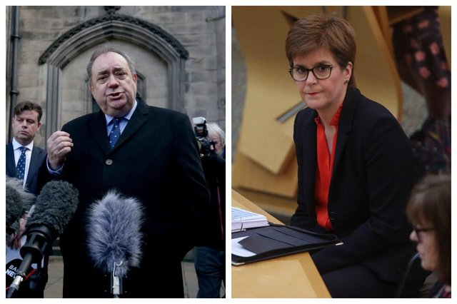 The Salmond Inquiry has seen leaks from both the Sturgeon and Salmond camps