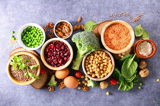 The main mission of National Vegetarian Week is proving that it is easy to make a tasty, nutritious and filling vegetarian meal without spending a lot of money or taking up much time (Shutterstock)
