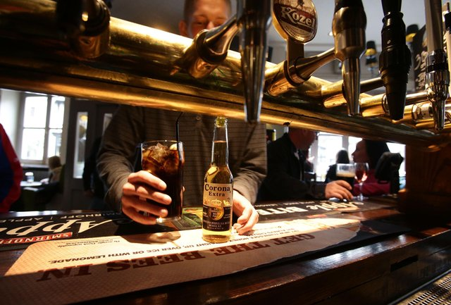 Pubs have been hit hard during the pandemic but Edith Monfries fears a proposed new law could be even worse (Picture: Yui Mok/PA Wire)