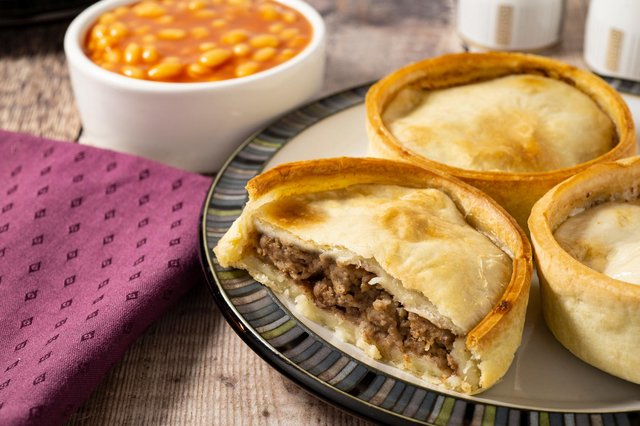 Bells Scotch pies will now be available at 61 Marks & Spencer food halls across Scotland. Picture: Lenny Warren/Warren Media
