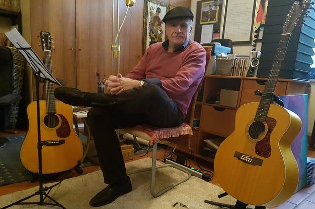 Michael Korb lived in Edinburgh in the 1970s.