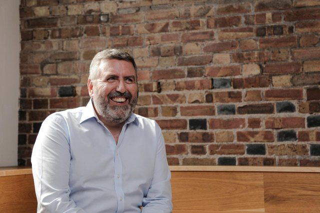 Mr Turner is an active investor in start-ups, attracted by 'those that are bold with their vision and have a clear business plan'. Picture: contributed.