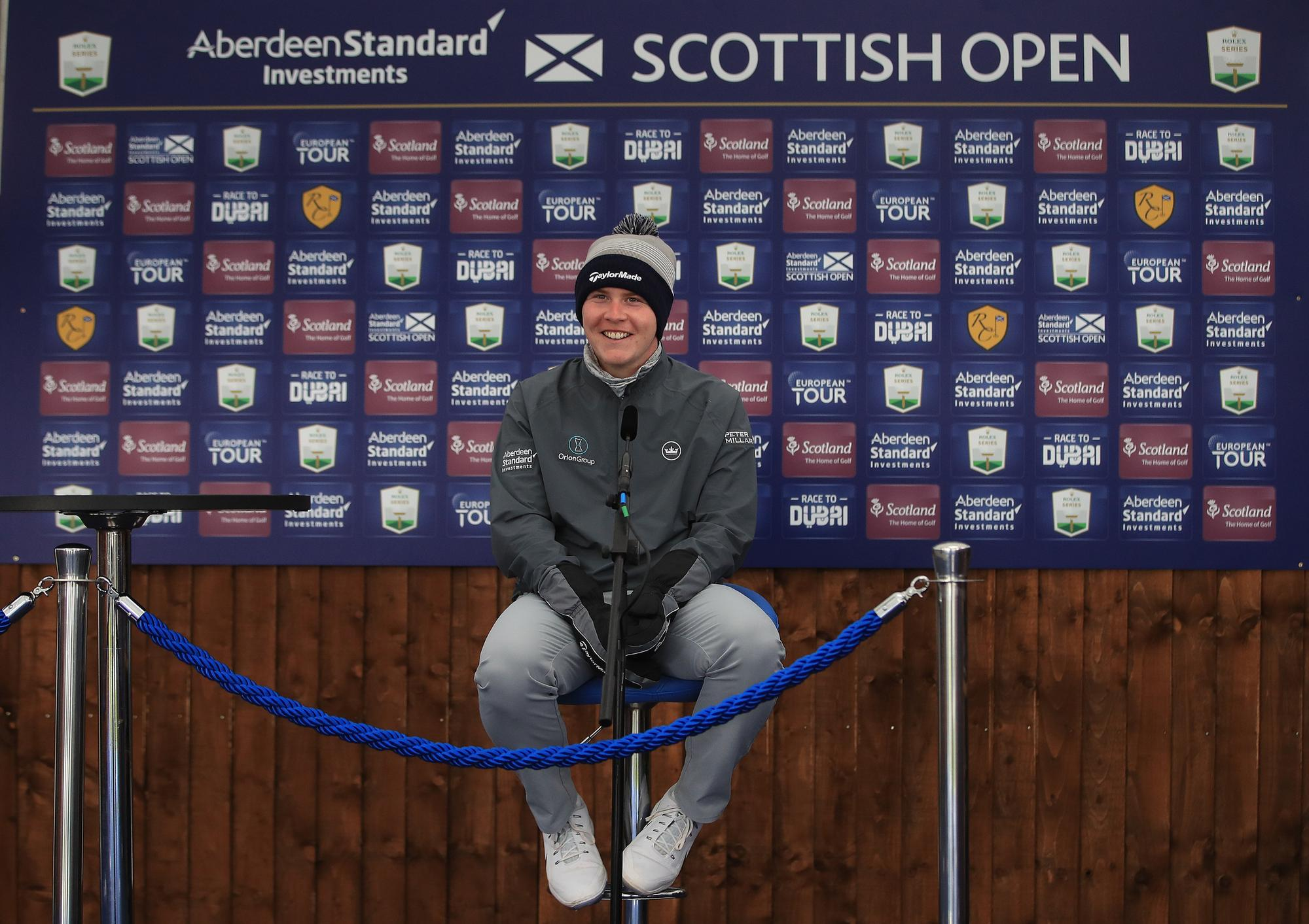 Bob MacIntyre makes 'business' decision with caddie change
