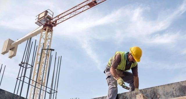 The construction industry has faced a virtual shutdown during the outbreak
