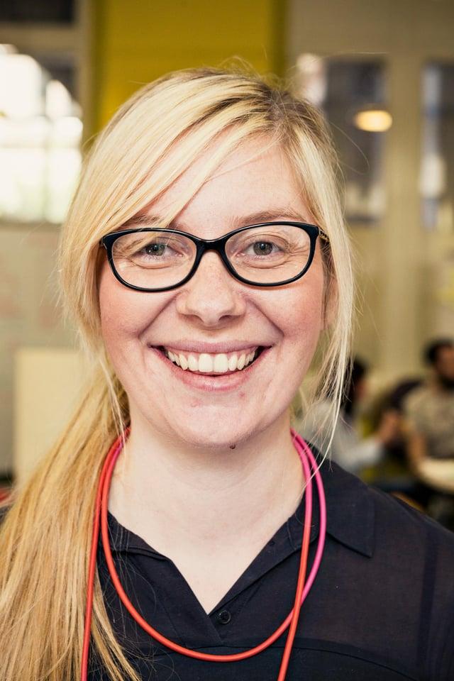 Jen Ballie runs the Design for Business programme at V&A Dundee.