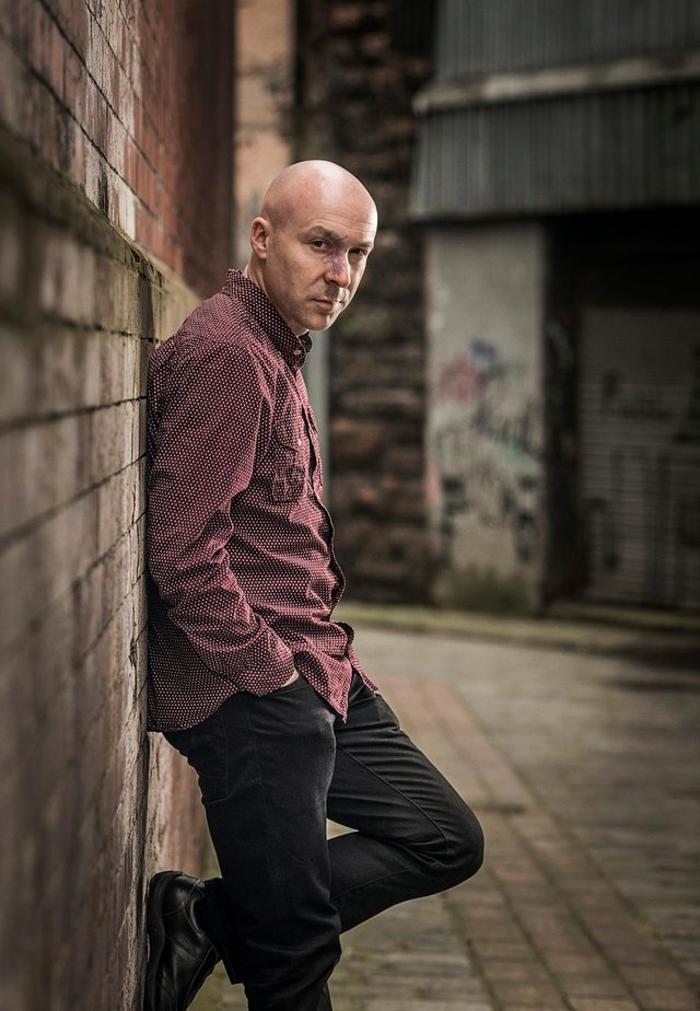 Chris Brookmyre.