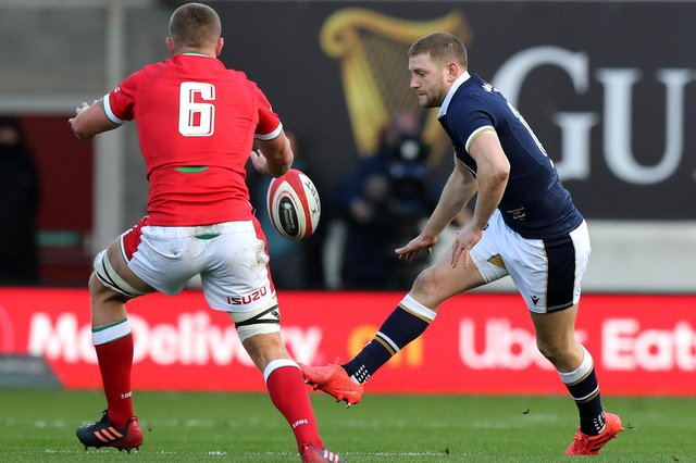 The return of Finn Russell should increase Scotland's attacking potency in the Six Nations. Picture: David Rogers/Getty Images