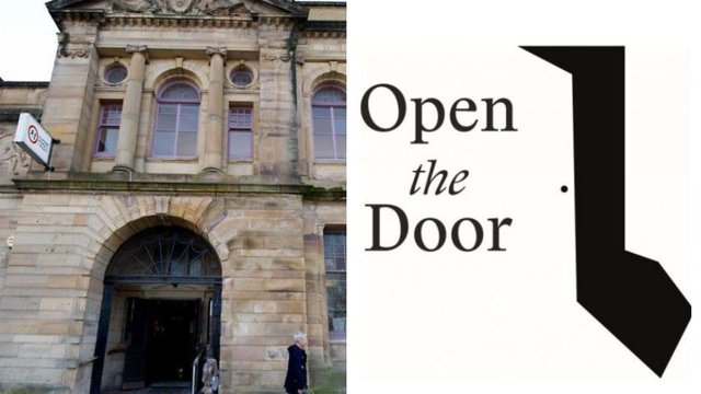 Glasgow Women's Library (GWL)will host their 'Open the Door' women-centric literary festival  in May this year with a full programme to be announced on April 1 (Photo: John Devlin and Glasgow Women's Library).