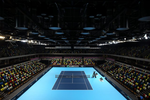 Concerns have been raised over the future of indoor tennis facilities in Britain.