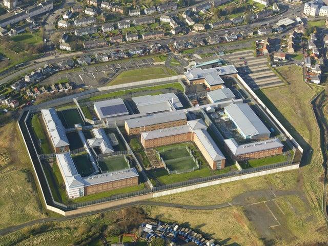 Edinburgh's Saughton prison
