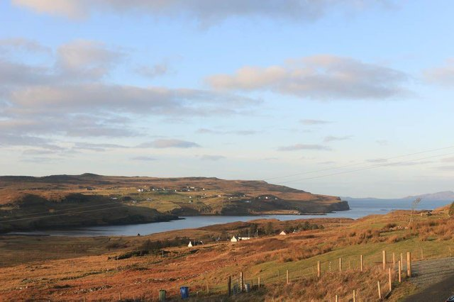 Houses currently for sale on the Isle of Skye.