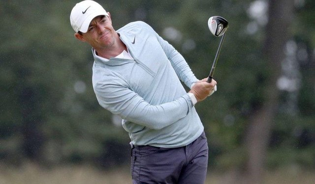Can Rory McIlroy take the title this year? Picture: Jane Barlow/PA Wire