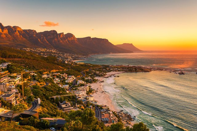 Clifton Beach in Cape Town. Picture: PA Photo/iStock.
