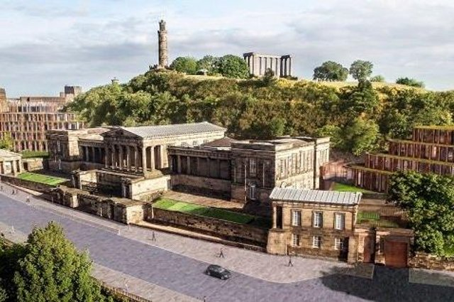 The proposed Rosewood hotel development on Calton Hill was turned down by the Scottish Government last year after a public inquiry.