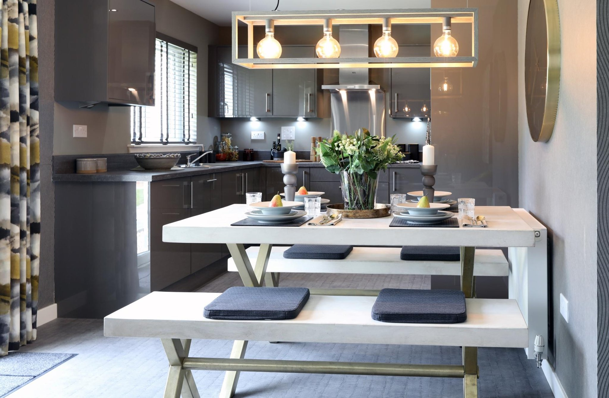 Bangunan baru: Merchant Homes akan merilis tiga tipe rumah di Glasgow's Lochwood Gardens