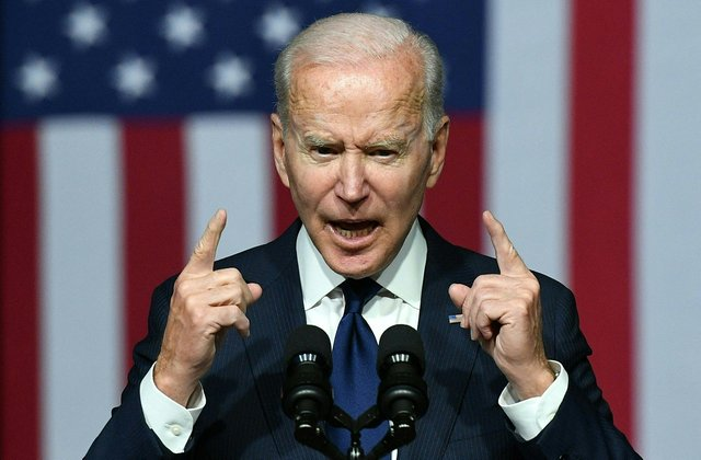 How will other world leaders react to Joe Biden's apparent determination to confront vested interests that have been appeased and courted for so long?  (Photo: Mandel Ngan / AFP via Getty Images)