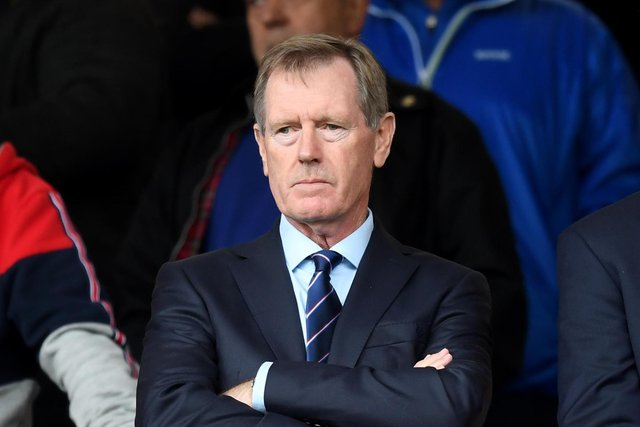 Rangers chairman Dave King is stepping down.