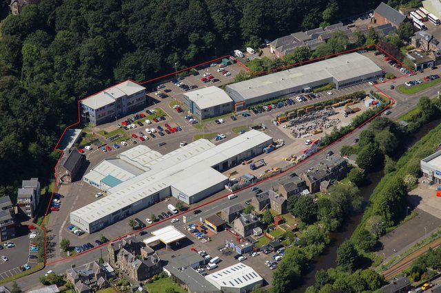 The Galbraith investment team has concluded the sale of Galabank Business and Trade Park, Galashiels on behalf of Abercastle Investments.
