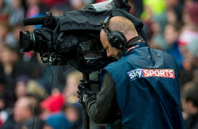 Sky Sports cameras will be at grounds next season - but teams can also show their games (Picture: SNS)