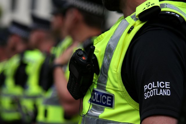 Police Scotland needs more officers working on the front line, says Tom Wood (Picture: Andrew Milligan/PA Wire)