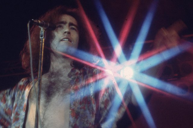 Paul Rodgers' Free recorded one of the all-time great live albums in 1971 (Picture: Keystone/Getty Images)